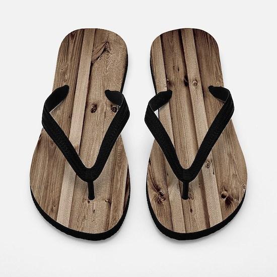 Funny Barn Flip Flops