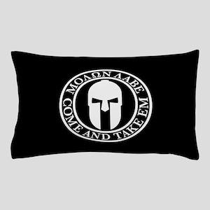 Molon Labe Pillow Case
