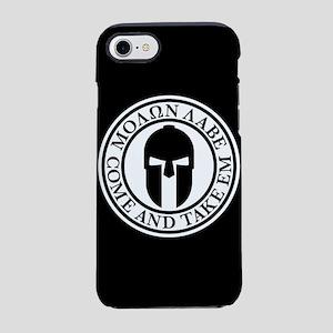 Molon Labe iPhone 8/7 Tough Case