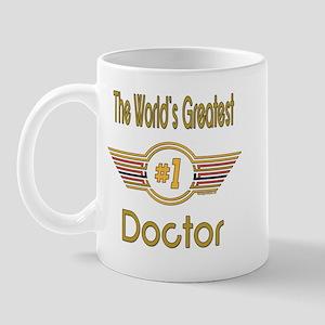 Number 1 Doctor Mug