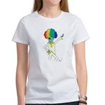 Disco Alien Women's T-Shirt