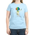 Disco Alien Women's Light T-Shirt