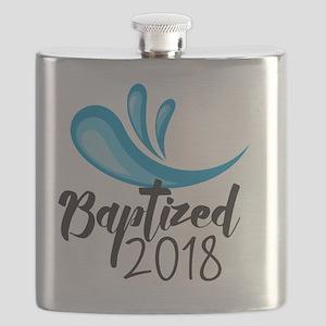 Baptized 2018 Flask