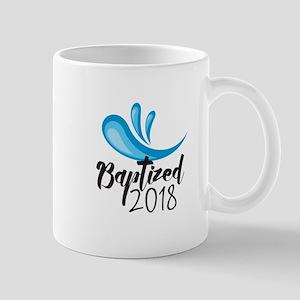Baptized 2018 Mugs