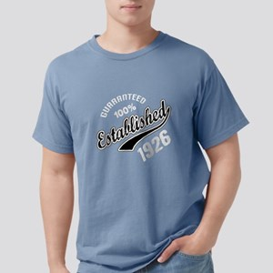 Guaranteed 100% Establis Mens Comfort Colors Shirt