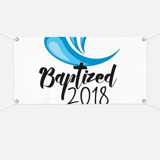 Baptized 2018 Banner