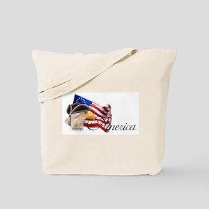 America 1 Tote Bag