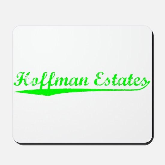 Vintage Hoffman Es.. (Green) Mousepad