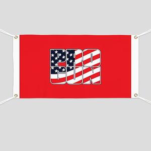 PRO GUN AMERICAN Banner