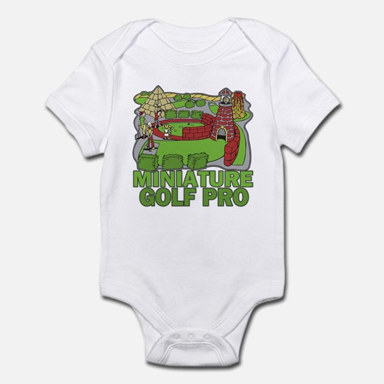 Miniature Golf Pro Infant Bodysuit