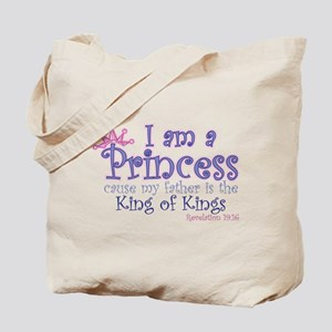 I am a Princess Tote Bag