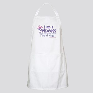 I am a Princess BBQ Apron