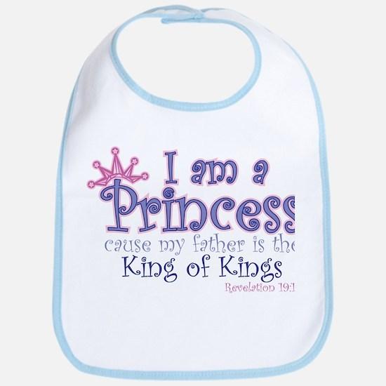 I am a Princess Bib