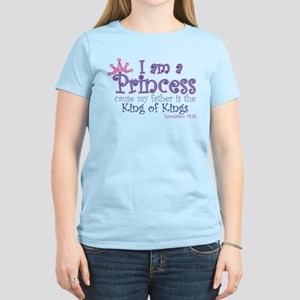I am a Princess Women's Classic T-Shirt