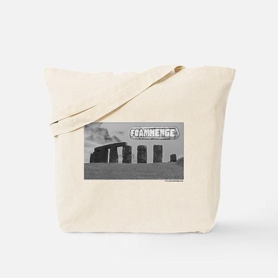 Foamhenge Tote Bag