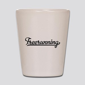 freerunning Shot Glass