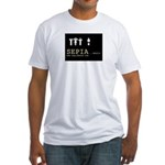 Sepia Bathroom Logo T-Shirt
