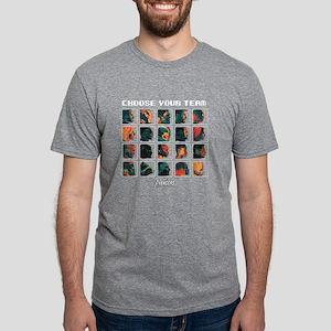 Avengers Infinity War Profi Mens Tri-blend T-Shirt