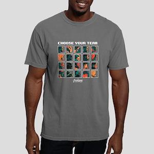 Avengers Infinity War Pr Mens Comfort Colors Shirt