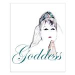 Goddess Small Poster
