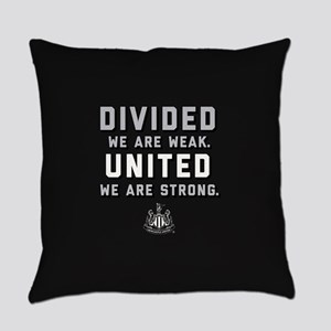 Newcastle United We Are Strong Everyday Pillow