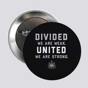 "Newcastle United We Are Str 2.25"" Button (10 pack)"