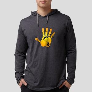 HANDS ON KITEBOARDING Long Sleeve T-Shirt