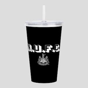 NUFC Newcastle United Acrylic Double-wall Tumbler