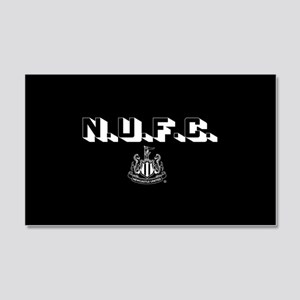 NUFC Newcastle United 20x12 Wall Decal