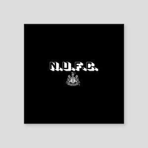 """NUFC Newcastle United Square Sticker 3"""" x 3"""""""
