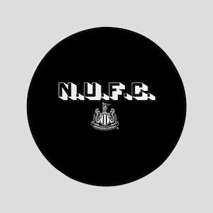 "NUFC Newcastle United 3.5"" Button"