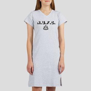 NUFC Newcastle United Women's Nightshirt