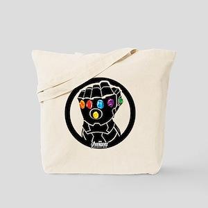 Avengers Infinity War Gauntlet Tote Bag
