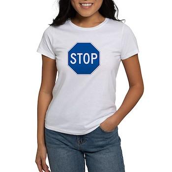 Stop, Hawaii (US) Women's T-Shirt