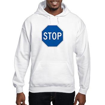 Stop, Hawaii (US) Hooded Sweatshirt