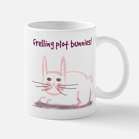 Plot Bunny Mug