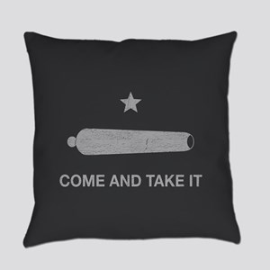 Come And Take It Everyday Pillow