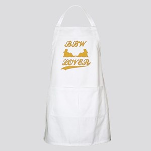 BBW LOVER (Big Beautiful Woman) BBQ Apron