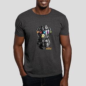 Avengers Infinity War Gauntlet Dark T-Shirt
