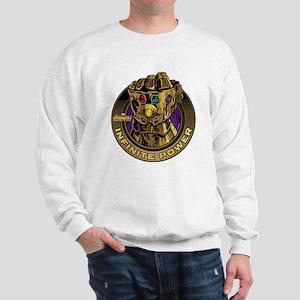 Avenger Infinity War Gold Gauntlet Sweatshirt
