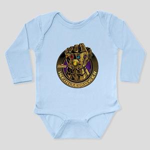 Avenger Infinity War G Long Sleeve Infant Bodysuit