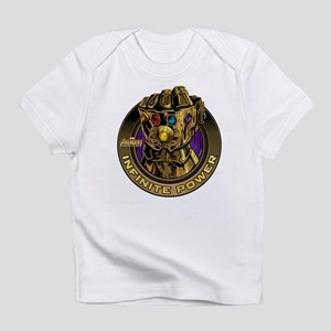 Avenger Infinity War Gold Gauntlet Infant T-Shirt