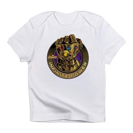 Avenger Infinity War Gold Gauntlet Infant T-Shirt