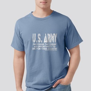 U.S. ARMY Providing Enemy Women's Dark T-Shirt