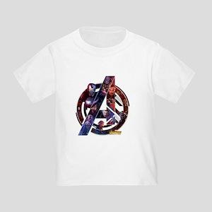 Avengers Infinity War Symbol Toddler T-Shirt