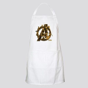 Avengers Infinity War Gold Light Apron