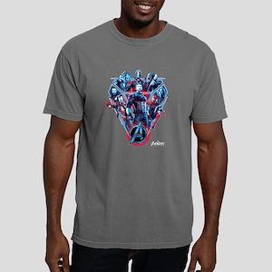 Avengers Infinity War St Mens Comfort Colors Shirt