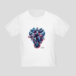 Avengers Infinity War Stance Toddler T-Shirt