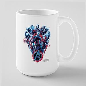 Avengers Infinity War Sta 15 oz Ceramic Large Mug