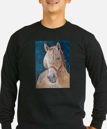 """Ali"" Horse painting T"
